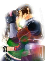 *-_-*the first kiss*-_-* by axouel2009