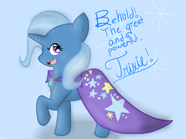 :RQ: The Great and Powerful Trixie! by addiapple223