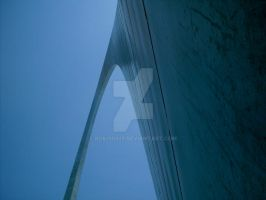 St Louis Arch by rob190975