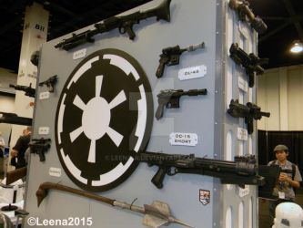 Star Wars Prop Weapons by Leena-A