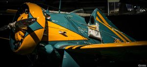 The BOEING P-26A by spaxspore