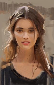 Painting Study by gabbyd70