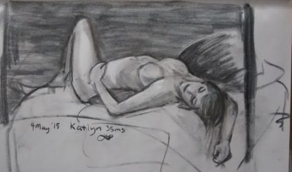 2015-05-04 life drawing by CaliforniaClipper