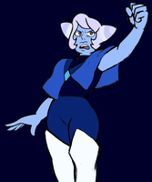 Holly Blue Agate Color by DJ-black-n-white
