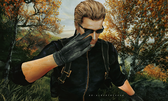 Autumn Day by Dr-AlbertWesker