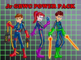 GBWC kids power pack . by Jason-K