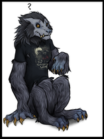 Werewolf in London by gothic180
