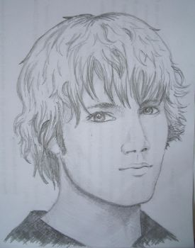 SPN Sam Winchester by blackbirdrose