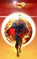 Superman by kanartist