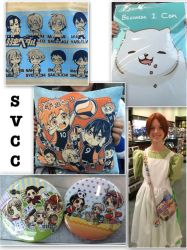 Silicon Valley Comic Con Haul by CreekWhereSnowFalls