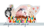 Sugar rush PNG'S by overlaplines