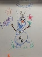 Olaf by Crimsella