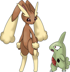 Finally-Evolved Lopunny by LudiculousPegasus
