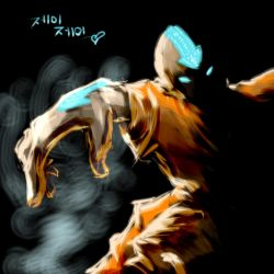 i am the last airbender by deviantMIAH