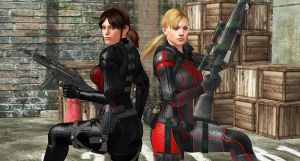 BSAA   ELITE-SQUAD by blw7920