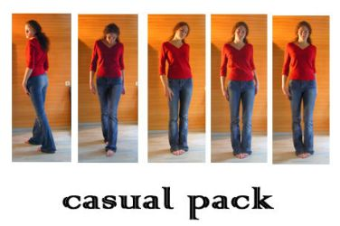 casual pack by syccas-stock