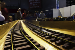Le train miniature by CharlesBrunet
