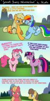 General Brony tolerance level by Skunkiss
