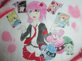 Shugo Chara! by butters-margarine