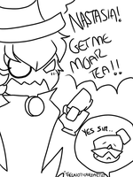 MOAR TEA by TheUnoticableArtist