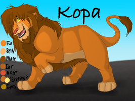 Kopa, Lost Son of a Lost Son by Jayie-The-Hufflepuff