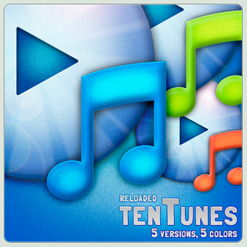 tenTunes Reloaded by manuee