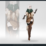 (CLOSED) Adoptable Outfit Auction 312