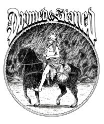 Doomed and Stoned Inks by burnay