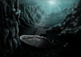 Underwater Oblivion by life-d-sign