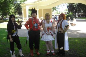 Kumoricon 2012 Tales of by Psycho-of-Time