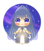 [R] Chibi: Astelle by 563blackghost