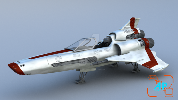 Viper Mrk 2 by Davros-the-2nd