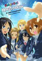 K-ON dojin cover page by MONO-Land