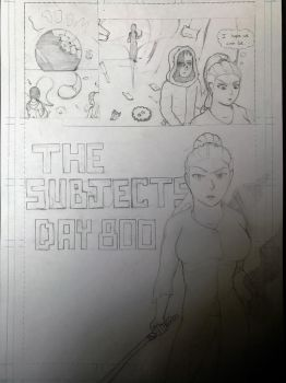 The Subjects sneak peak part 6 by jairartis