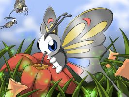Pokedex Projekt : Beautifly