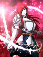 Erza Scarlet_2016 by Primogenitor34
