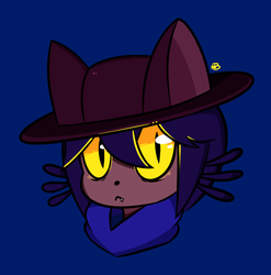 look out its niko oneshot by mb16art