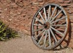 Wagon Wheel by Lioness075