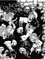 Black Pudding #1 (cover) by JVWest