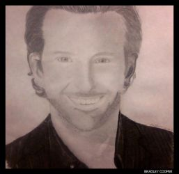Bradley Cooper by aphidity21