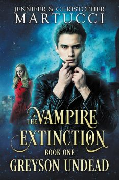 Greyson Undead - The Vampire Extinction by LHarper