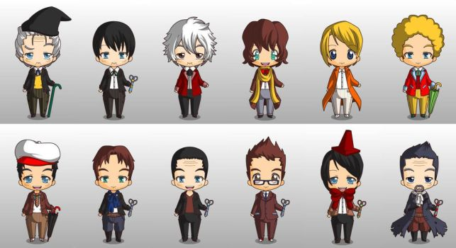 Doctor Who 50th Anniversary by jjulie98
