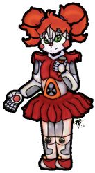 Circus Baby has a Ligma (Collab part) by RandomFNAFDeves