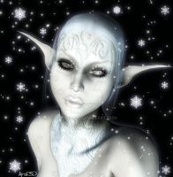 White as snow by Aral3D