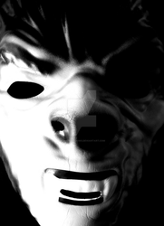 Werewolf - Mask by PowerShadowX