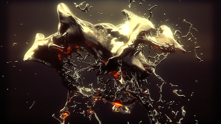 Abstract Realflow W Bang 00076 by Romanowsky