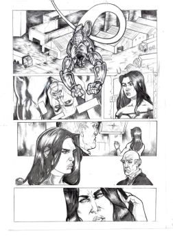 second secret invasion alternative page by ozzie325