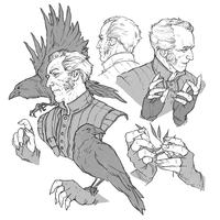 TW3: Regis by coupleofkooks