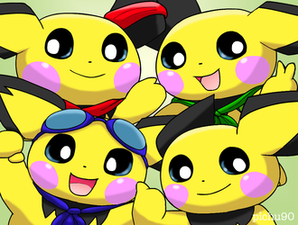 Pichu is back!! by pichu90