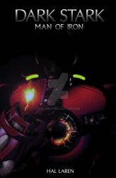Iron man, Dark Stark by cirus5555